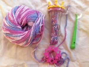 Knitting Dolly Knitting Mushroom Knitting Spool French Knitter