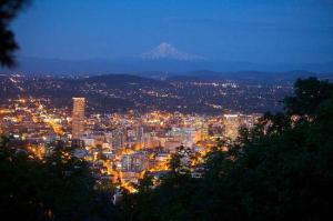 Portland_night