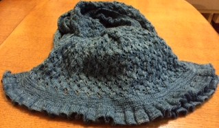 Marveng s Milanese Shawl Pattern: A Review The Sweaty ...
